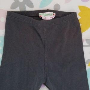 Bonpoint grey leggings